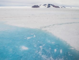 Research highlights 'concerning' number of meltwater lakes in Antarctica
