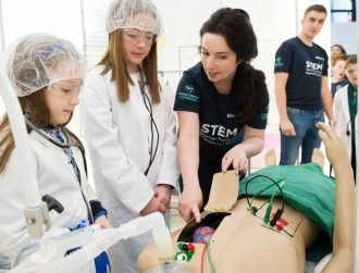 Inside the Galway science festival that wows thousands with STEM