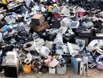 The widening e-waste issue and the environmental impact of Apple's policies