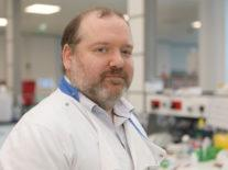 Why did this senior scientist move from Dundee to Dublin?