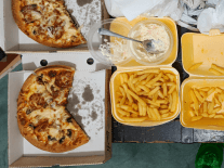 Just Eat has rejected a £4.9bn takeover bid from Prosus