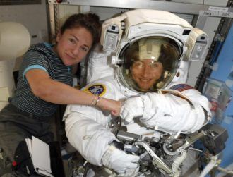 All-woman spacewalk team set to make giant leap into history books