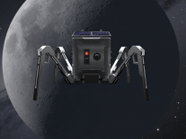 UK spider-like moon rover will aim to make history in 2021