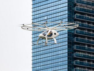 Flying taxi successfully completes first crewed trial over Singapore