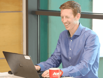 What does it take to work in data analytics at Aon?