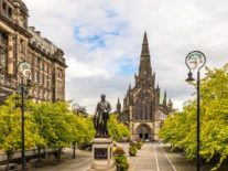 There's a special place in the hearts of graduates for Glasgow