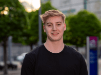 Lewis Loane becomes first undergraduate to win top prize at Invent Awards