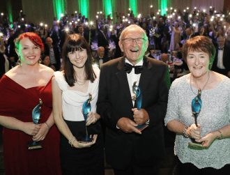 'Teaching at its best': Vex Robotics wins at Teachers Inspire awards