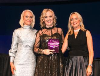 Barbara McCarthy and Vodafone Ireland among winners at Women in IT Awards