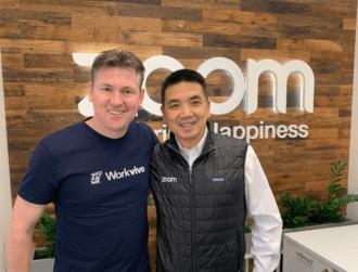 Zoom founder makes 'major investment' in Cork start-up Workvivo