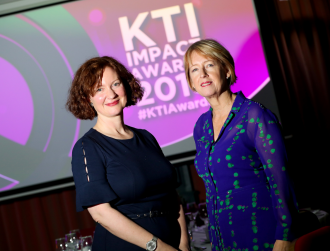 Nova Leah and UCD among winners at this year's KTI Impact Awards