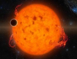 Radiation blasts dash hope for life on a number of exoplanets