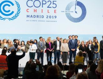 Bruton admits 'world is watching' as Minister addresses COP25
