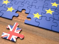 Brexit seen as the 'single biggest challenge' for financial services in 2020