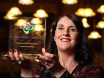 2019's Irish Research Council Researcher of the Year has been revealed