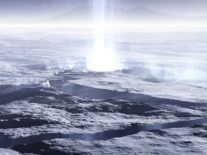 Astronomers discover origin of Enceladus' strange 'tiger stripes'