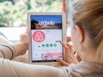 Airbnb reports $3.9bn loss in its first earnings report