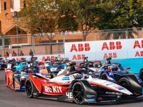 Formula E joins Formula One as a major world championship event