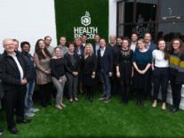 HealthBeacon welcomes Boston Irish Business Association to its Dublin HQ