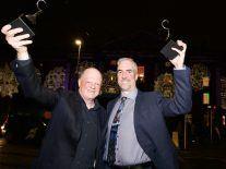 Movidius founders honoured at Trinity Innovation Awards
