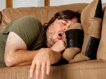 Sleeping nine hours or more a night increases chance of stroke, study claims