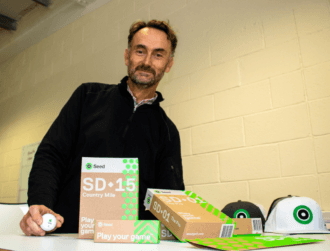 Seed Golf is a Carlow start-up teeing up to change the game
