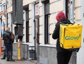 Food delivery platform Glovo worth €1bn after €150m raise