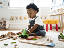 Security flaws discovered in a number of children's smart toys