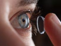 Smart contact lenses harness tears to keep your eyes dry