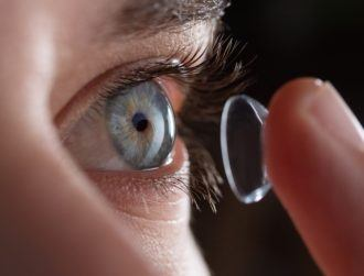 Smart contact lenses harness tears to prevent dry eyes