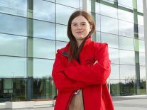 'The transition from academia to industry can be quite a daunting thought'