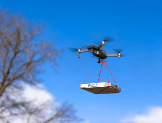 Manna partners with Cubic Telecom for Irish drone food delivery plans