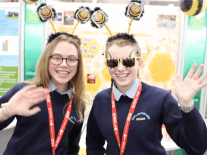 BT celebrates 20 years putting on the Young Scientist exhibition