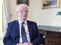 Dr Des Fitzgerald on University of Limerick's plans for the future