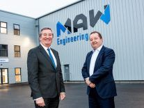 Engineering start-up to bring 46 new jobs and £2.8m investment to Antrim