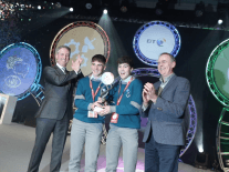 BTYSTE winners aim to combat gender bias in children