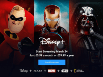 Disney+ confirms Irish launch date and subscription price