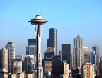 Seattle is currently testing smartphone voting in a local election