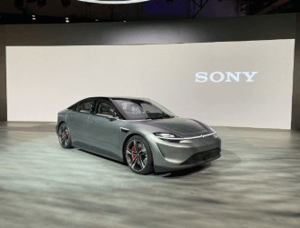 Sony teases PlayStation 5 and unveils autonomous car prototype