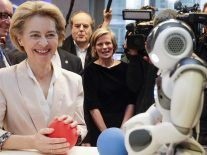 EU unveils vision for the future of secure AI in a complicated world