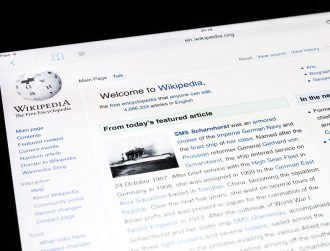 Latest AI could one day take over as the biggest editor of Wikipedia