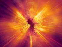 Incredible photo shows biggest explosion ever seen in the universe