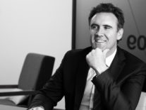 Danny Buckley, EY: 'I think I am what is termed a boomerang'