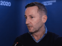 Bobby Healy on his hopes to scale drone delivery in Ireland by 2021