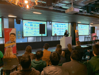 Why Student Startup Weekend didn't want to attract the 'usual crowd'
