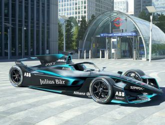 Formula E reveals its new futuristic, electric hyper car