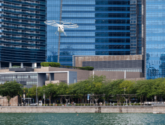 Volocopter raises €87m and hints at potential IPO