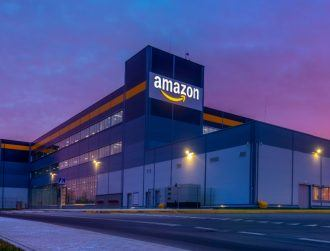 Amazon sales pass $100bn again as e-commerce boom continues