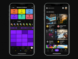 Endlesss app enables musicians to jam remotely through iOS