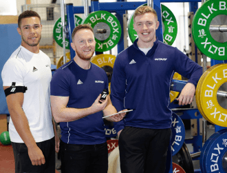 Leinster Rugby players invest in Dublin start-up Output Sports
